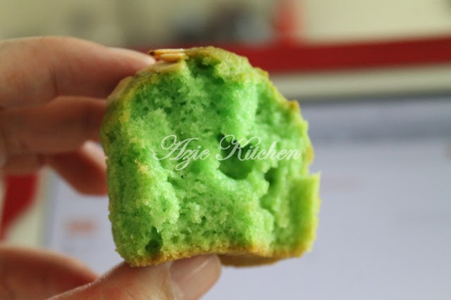 Moist Muffin Pandan