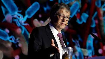 Microsoft بيل غيتس يتنحى عن منصبه في مجلس الشركة