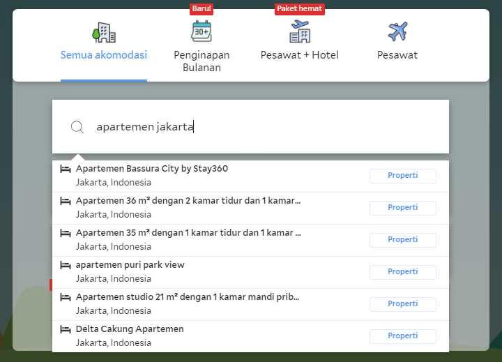 Apartemen Sewa Harian Di Jakarta Barat Sewa Apartemen Harga Terjangkau
