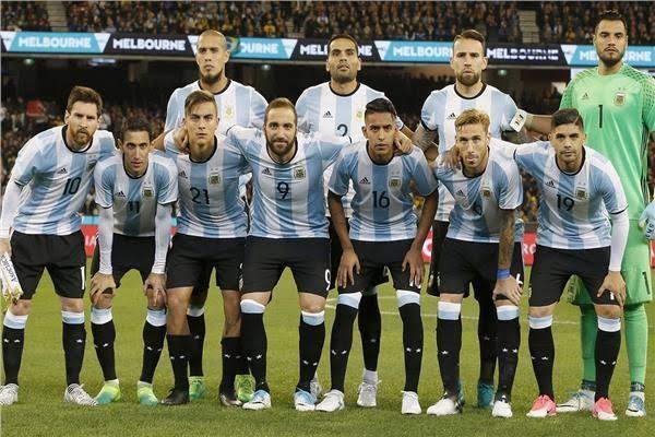 تشكيل الأرجنتين ضد ألمانيا عبر سوفت سلاش