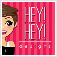 Hey! Hey! Designs Logo