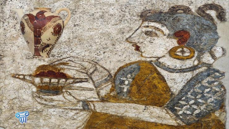 Εικόνες από τα άγνωστα αριστουργήματα της προϊστορικής Θήρας
