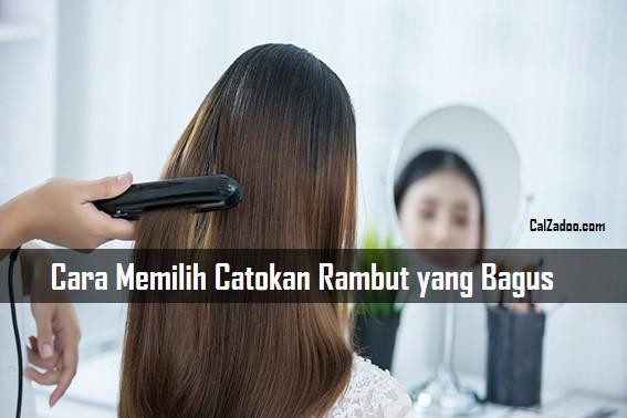 Cara Memilih Catokan Rambut yang Bagus