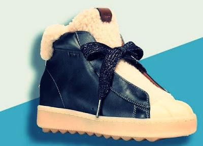 summer/winter sneakers