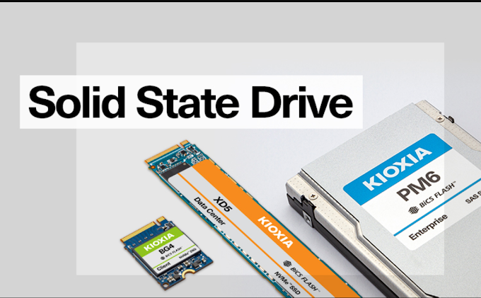 Know about solid state drive (ssd) full details.