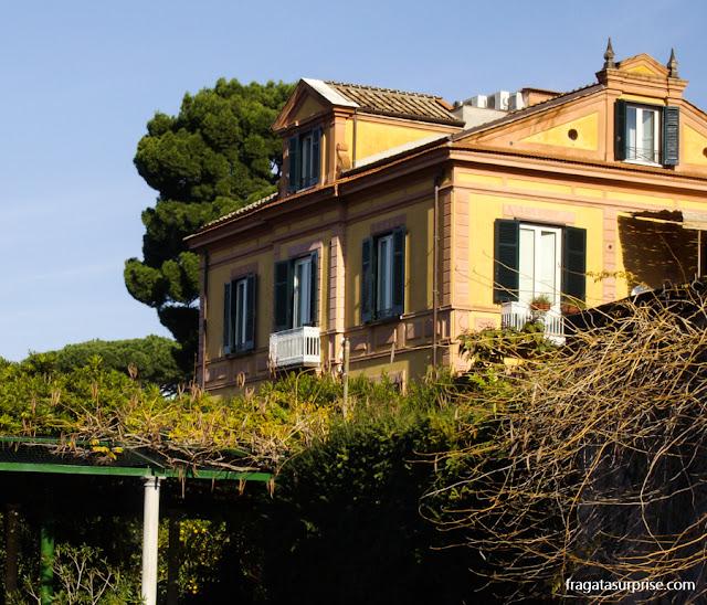 Villa de veraneio em Sorrento, Itália