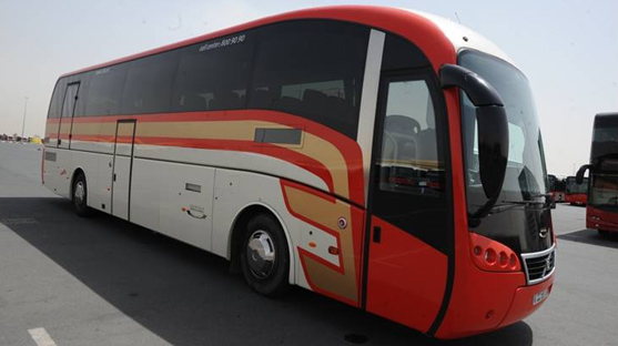 94 Deluxe eco-friendly buses has deployed in Dubai on 17 routes