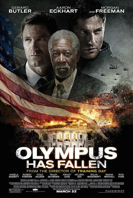 Sinopsis Film Terbaru Olympus Has Fallen (2013)