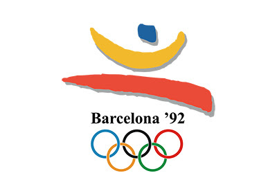 logo JO Barcelona 92
