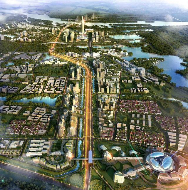 Danh sách các dự án lớn nhỏ tại Đông Anh, đầu tư mới cập nhật 2021 xây dựng ở khu vực huyện Đông Anh Hà Nội
