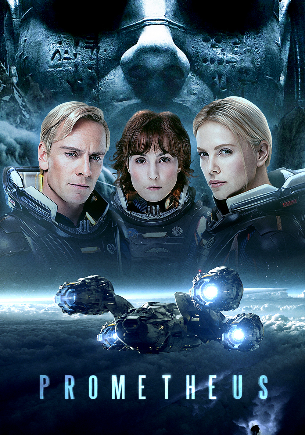 PROMETHEUS (2012) MOVIE TAMIL DUBBED HD