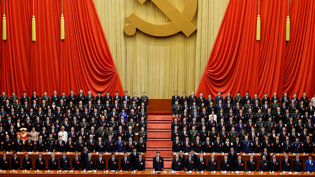 US sanctions will be disastrous for Chinese leaders Sensational claims