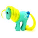 My Little Pony Agua Limon Year Seven Pony Caricias G1 Pony
