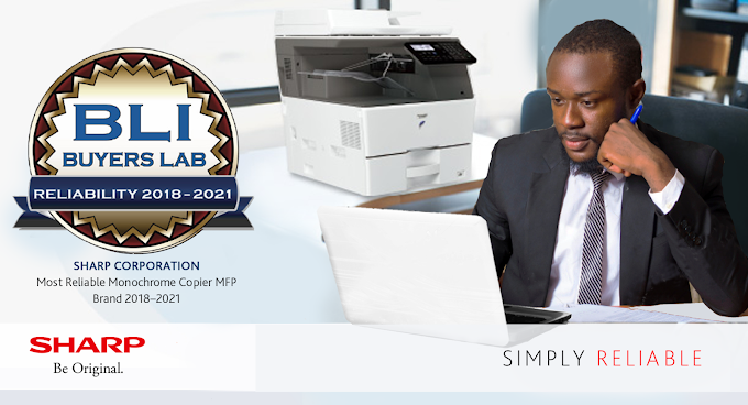 SHARP INTRODUCES AWARD-WINNING OFFICE MULTI-FUNCTIONAL PRINTER DESIGN TO BE COST EFFECTIVE