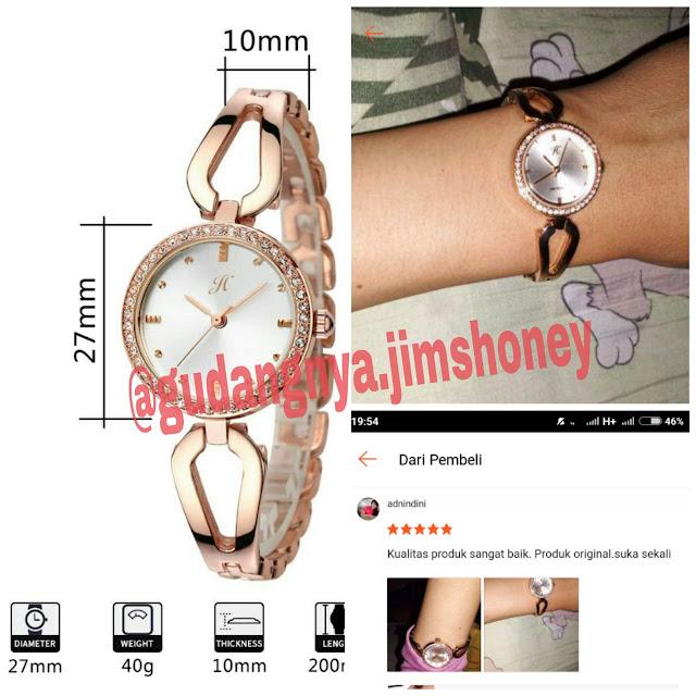 Testimoni Jam Tangan Jimshoney Timepiece 8456
