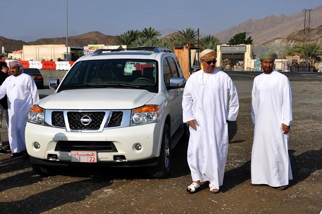Kolory tablic rejestracyjnych w Omanie – cześć II