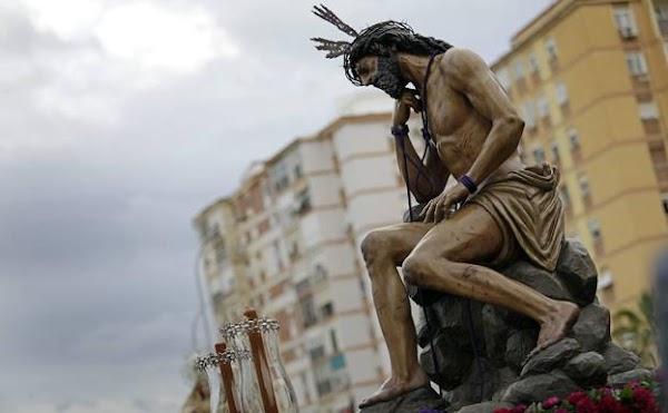 La Hermandad de Humildad y Paciencia de Málaga proyecta cambiar la imagen de su Cristo