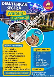 Dibutuhkan Segera di Ice Cream Bowl Surabaya Terbaru Juni 2019