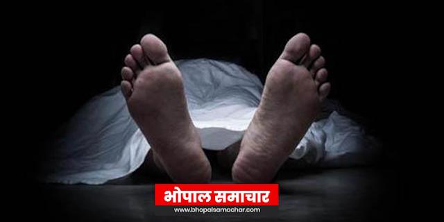 स्मार्ट सिटी के गड्ढे में गिरने से टेंट हाउस संचालक की मौत | BHOPAL NEWS