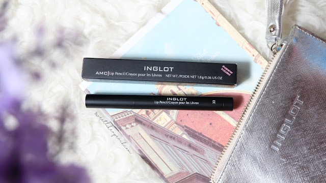 review Inglot AMC Lip Pencil Matte