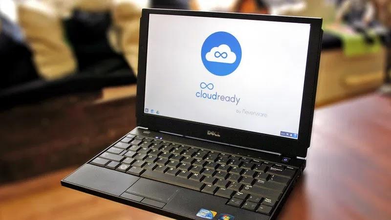 Chrome OS Old PC