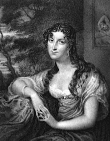 Sarah Sophia, Countess of Jersey  from The Illustrated Belle Assemblée (1844)