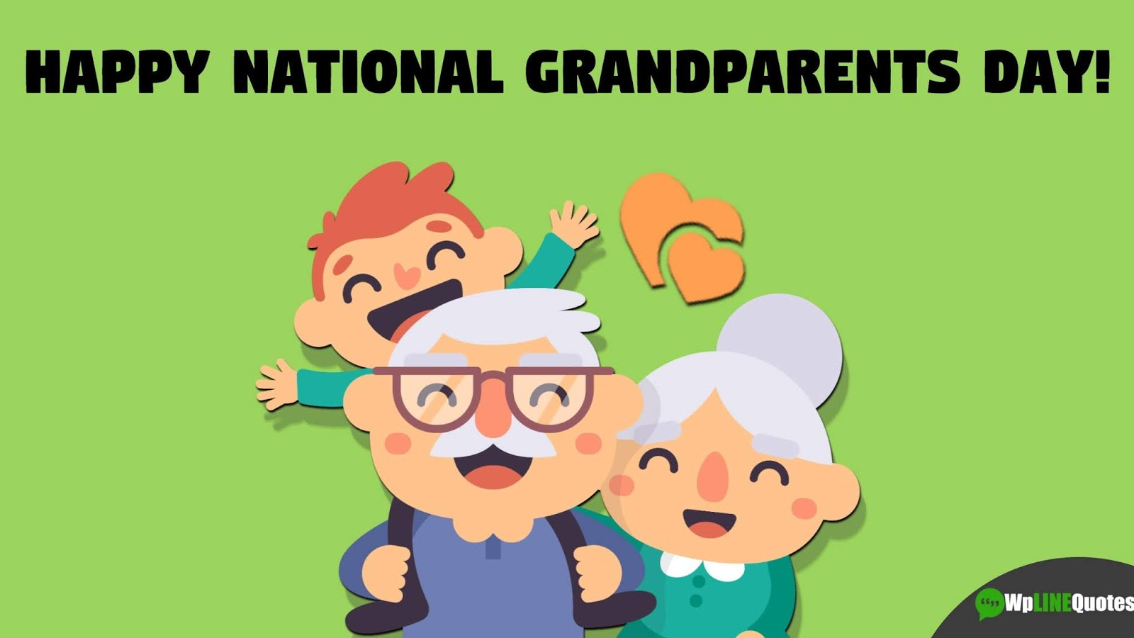Best Happy National Grandparents Day 2019 Quotes, Wishes, Images and Messages