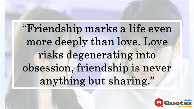 Best Quotes About True and Real Friends