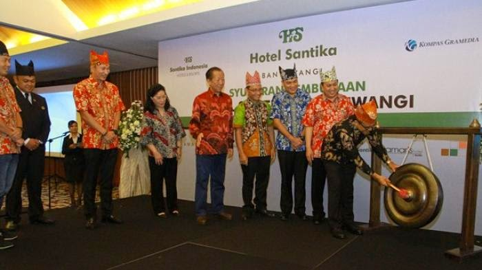 group santika indonesia hotels