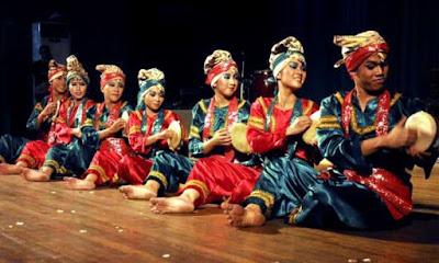 Tari Tradisional dari Sumatera Barat
