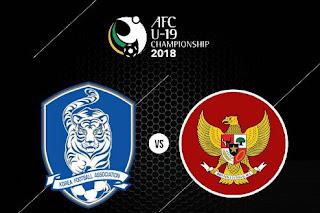 Indonesia Kalah 0-4 dari Korea Selatan #TimnasDay