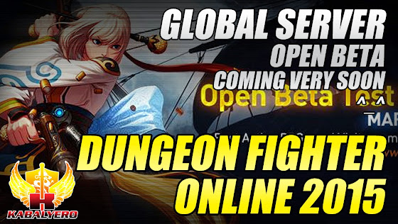 Dungeon Fighter Online 2015, Open Beta Is Coming Very, Very Soon
