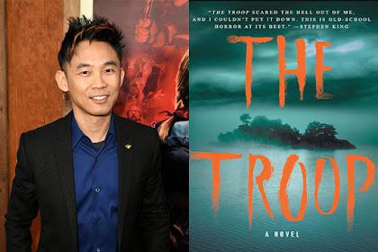 James Wan Akan Memproduksi Adaptasi Novel 'The Troop'