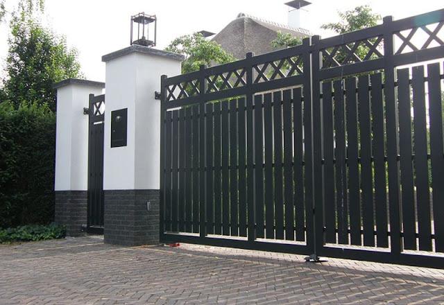 jasa pembuatan pagar rumah bogor