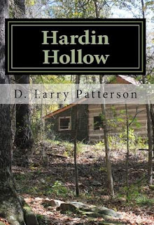 Hardin Hollow - the first of a series of four Billie Jean Hardin novels by D. Larry Patterson
