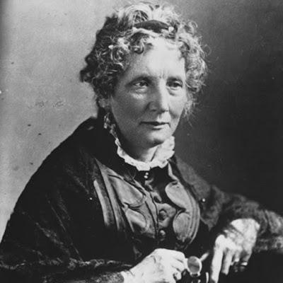Harriet Beecher Stowe was a Connecticut-born teacher and active abolitionist.