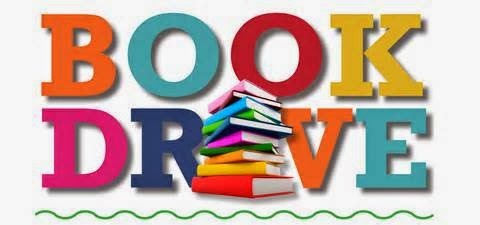 Book Drive - Milford 99 - May 17-18