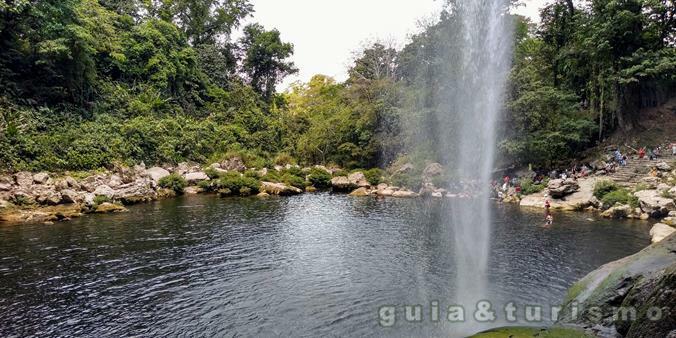 Cachoeira Misol - há, Palenque