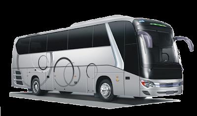 big bus pariwisata Jogja