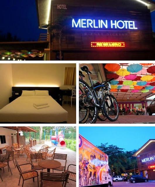 Merlin hotel Port Dickson