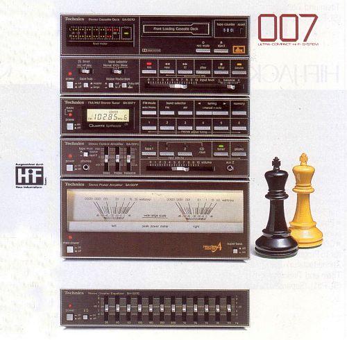 Ultra Compact Hi-Fi System