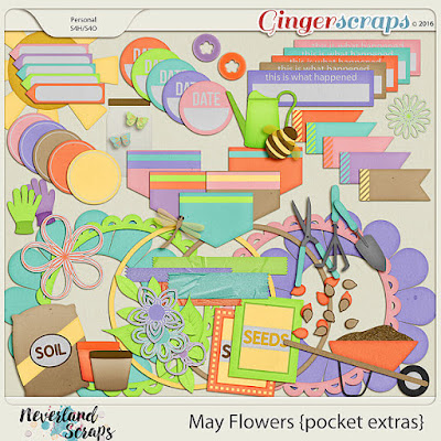 http://store.gingerscraps.net/May-Flowers-pocket-extras.html