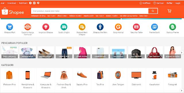 toko online shopee