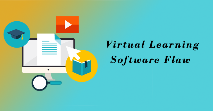 Virtual Learning Software flaw