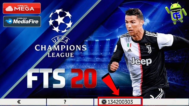 Download (FTS 20 UCL APK) Mod Money First touch soccer 2020 Android