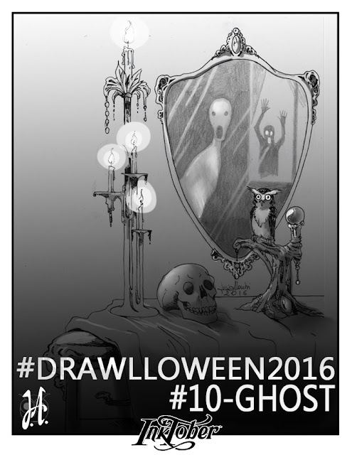 ghost-drawlloween-inktober-lucyowlart