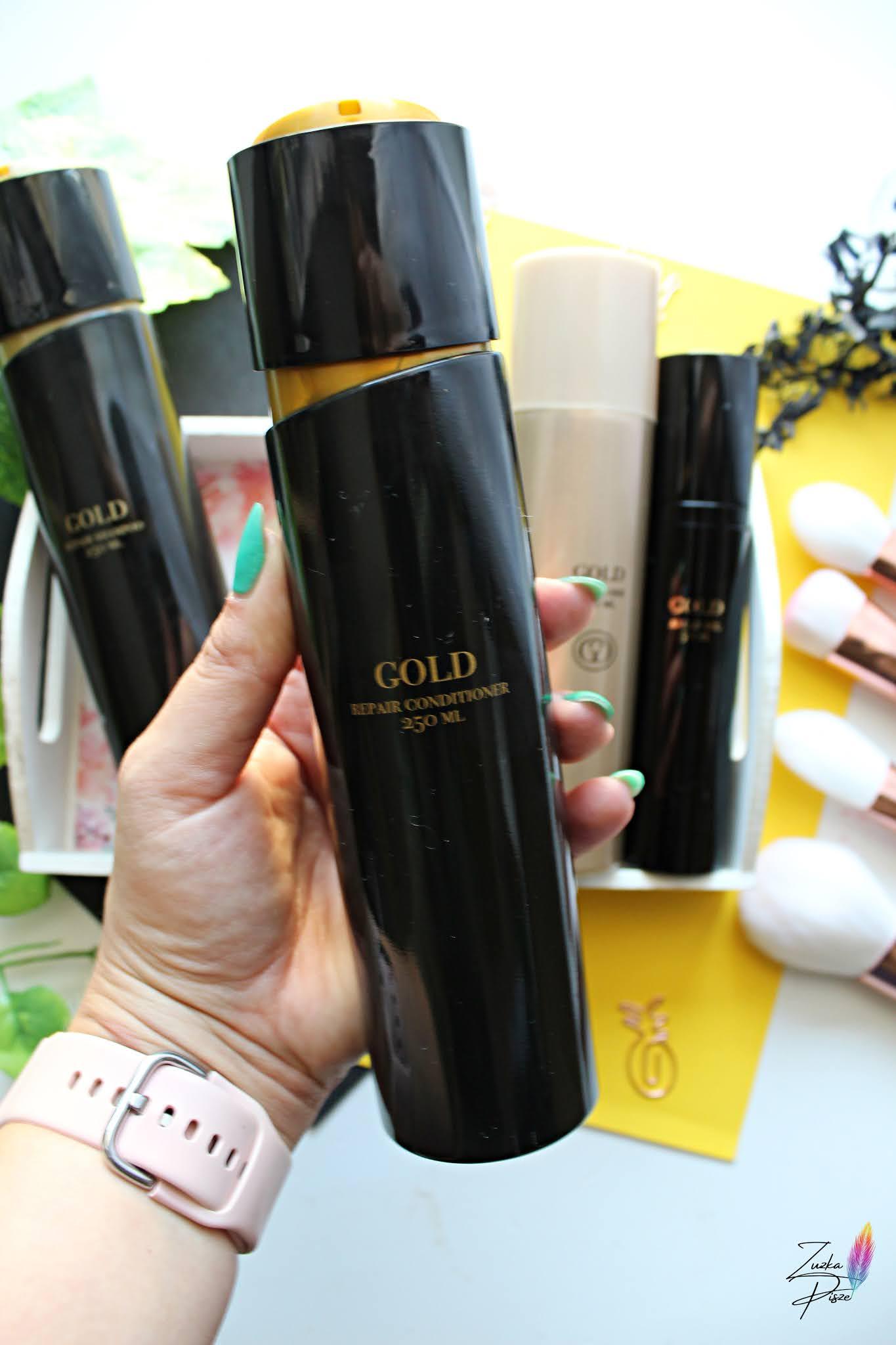 Gold Repair conditioner - odżywka regenerująca 250 ml