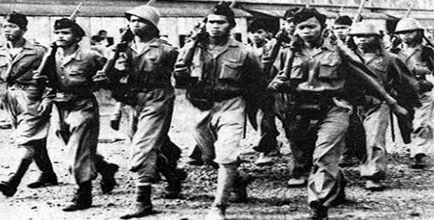 Perlawanan Rakyat Pontianak, Kalimantan Barat Tahun 1944