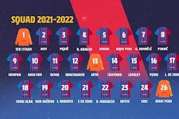 FC Barcelona DLS Kit 2021 La Liga