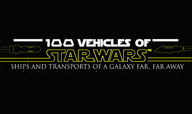 100 Vehicles From Star Wars
